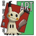 Speed painting ad