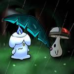 Drenching Rain Shaded