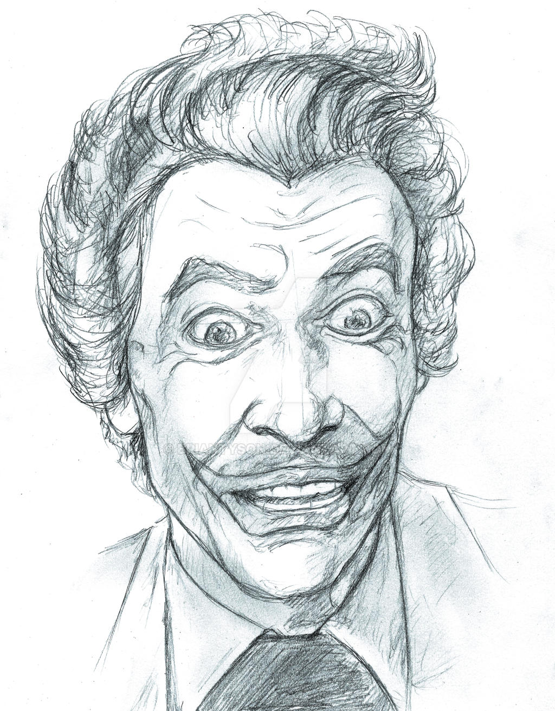 Joker (Cesar Romero) 2013a by BrianTyson