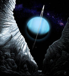 The Seventh Planet as Viewed from Miranda