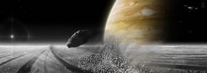 Saturnian Dream: Moonlet Requiem