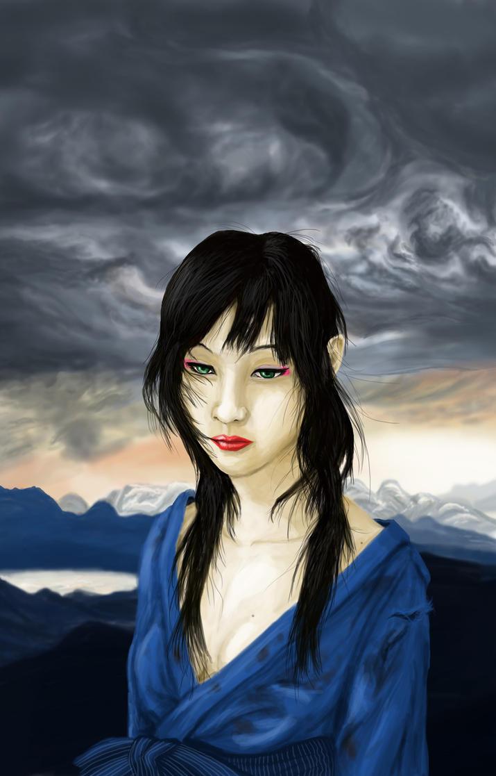 Hikaru - Vol. I Cover Art by Eduardo-Tarasca