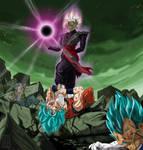 Super Saiyan Rose Zamaku