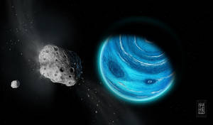 Neptune's Wrath  Duelling Storms and Scattered TNO