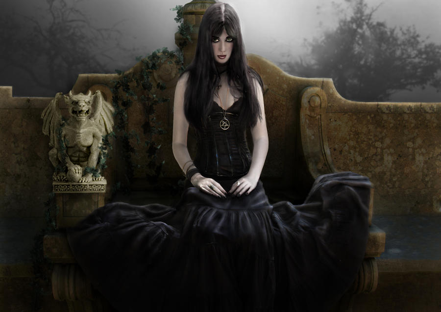 Lilith 2 by Notvitruvian