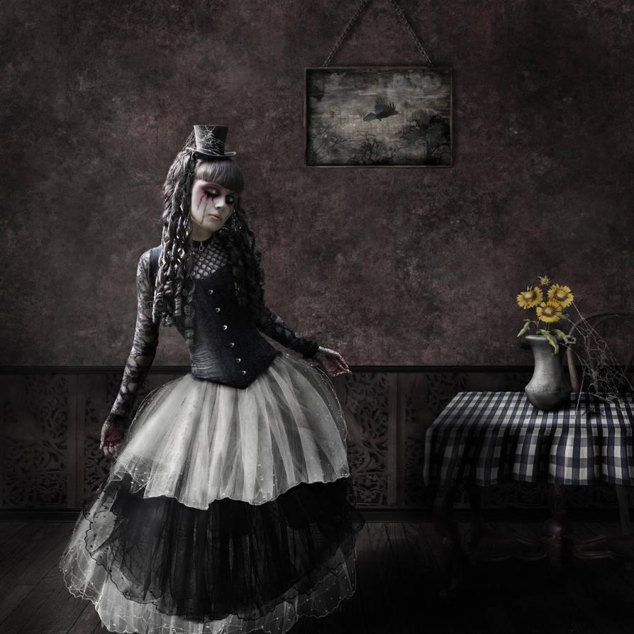 Tea Room by Notvitruvian