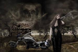 HellCat by Notvitruvian