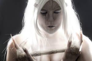 The Scroll by Notvitruvian