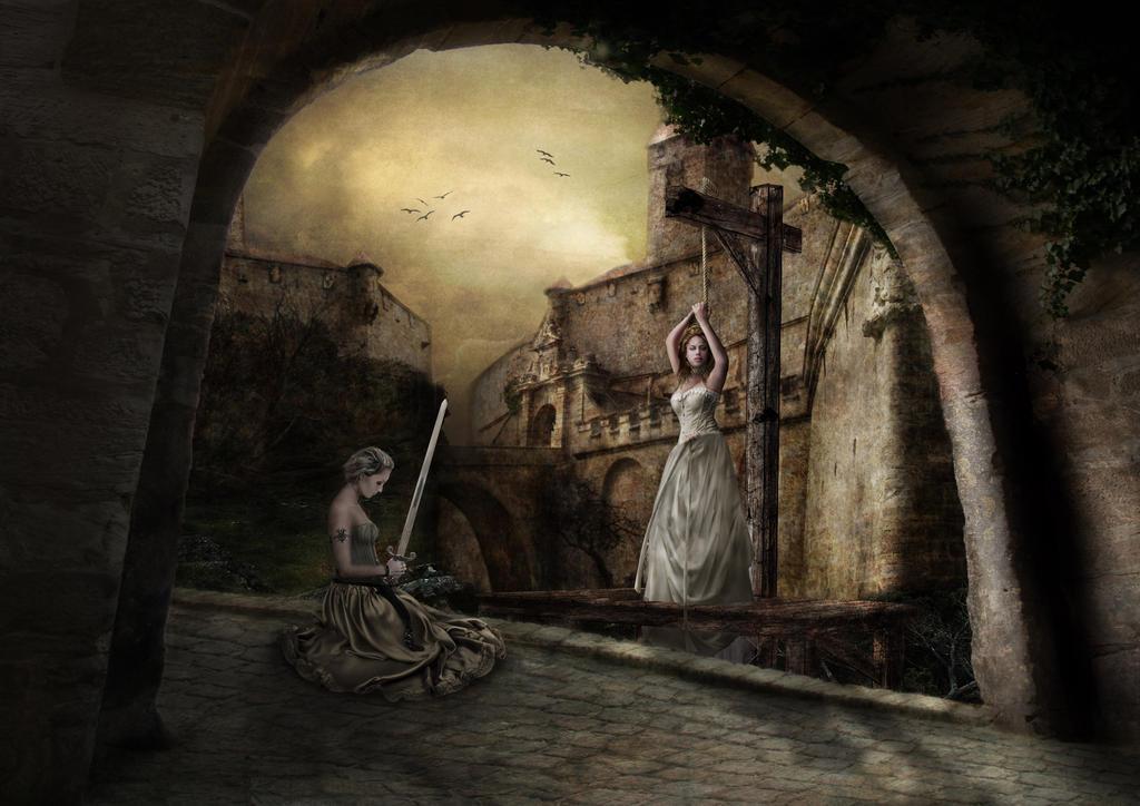 The Vigil by Notvitruvian