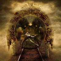 Time Portal by Notvitruvian