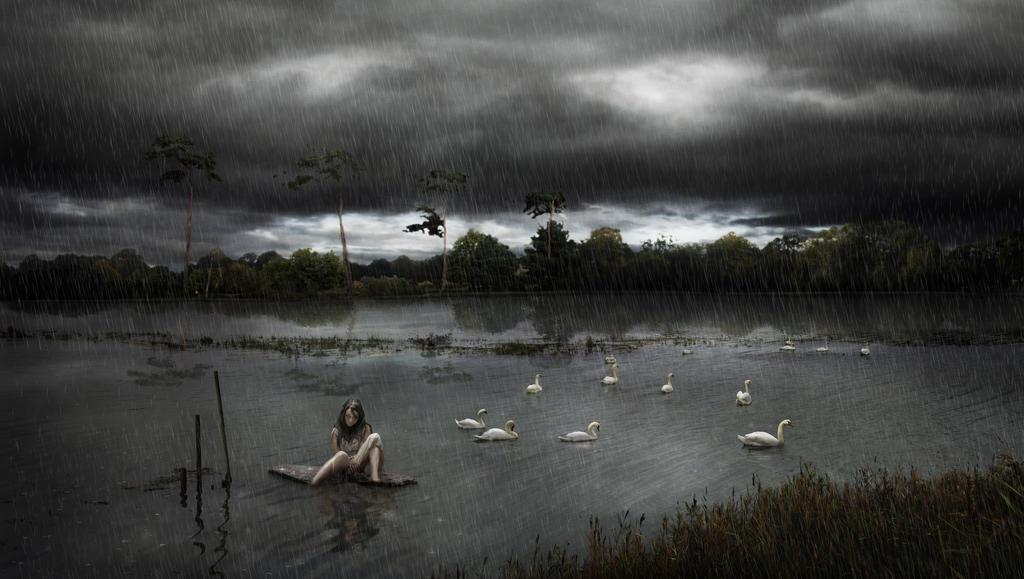 November Rain by Notvitruvian