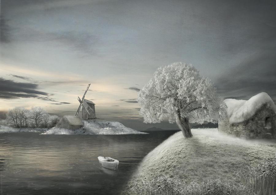 Fotografija dana - Page 5 Winter_scene_by_notvitruvian-d9pifxw