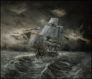 The Mooring by Notvitruvian