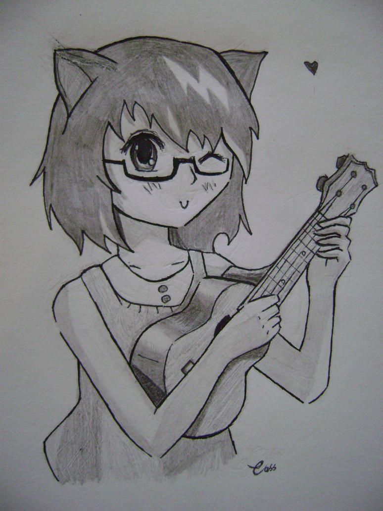 Atashi by ukulelecrazy