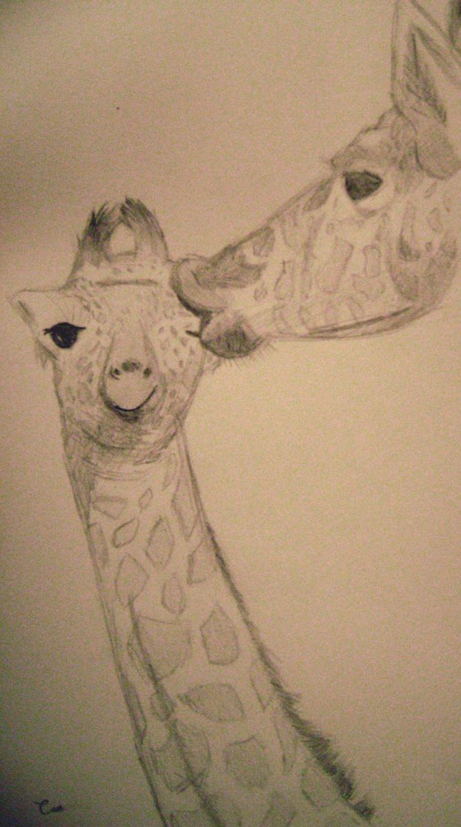 Giraffe by ukulelecrazy