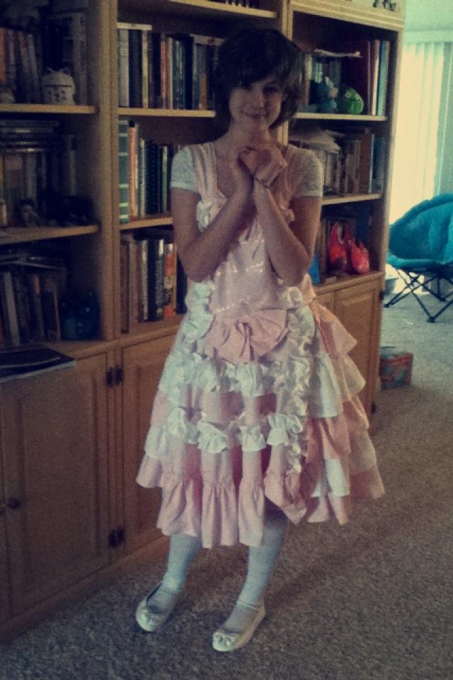 My Lolita Dress by ukulelecrazy