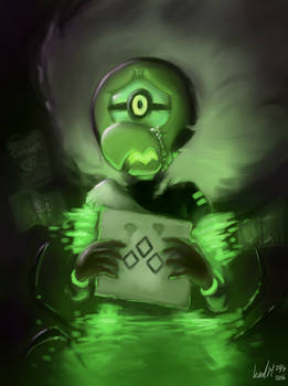 Steven Universe - Centipeetle
