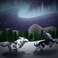 Stormy RoD: Unwanted Help by Mizie-Wolf