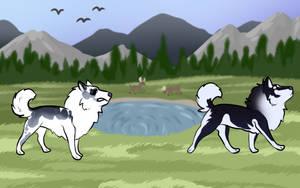Stormy PotA: Dont You Walk Away From Me! by Mizie-Wolf
