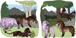 Reos Quest: Picking the Fields clean by Mizie-Wolf