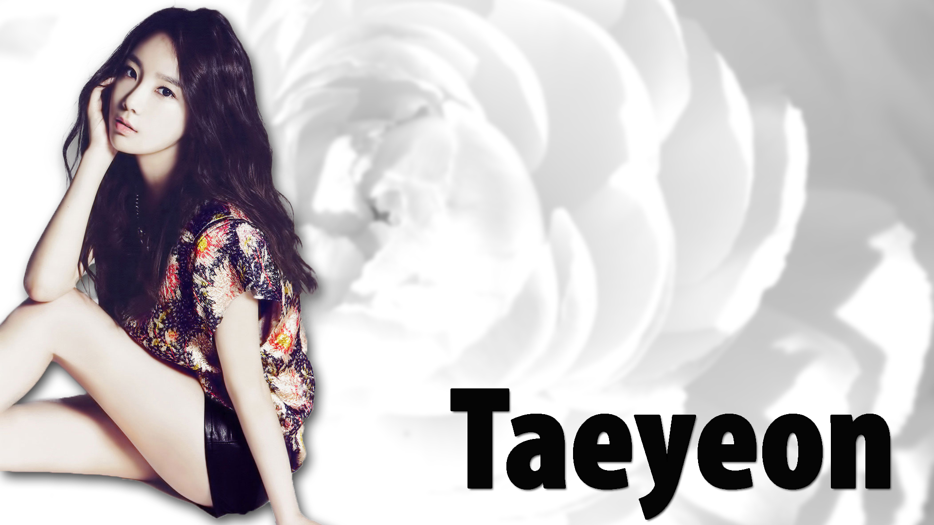 SNSD Taeyeon Wallpaper By Midniqhts