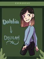 eg: delilah!! by rainfalle