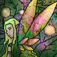 Elemental Fairy Icon by Regallo