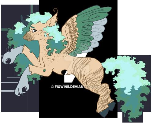Pony OC by figwine