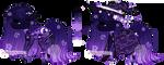WITCH PONY | CUSTOM OPEN by FairyPie2909