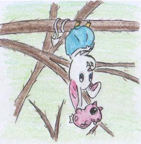 Just hanging around by Yorifia