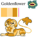 Goldenflower Design Reference