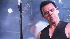 Richard's pink eyeshadow