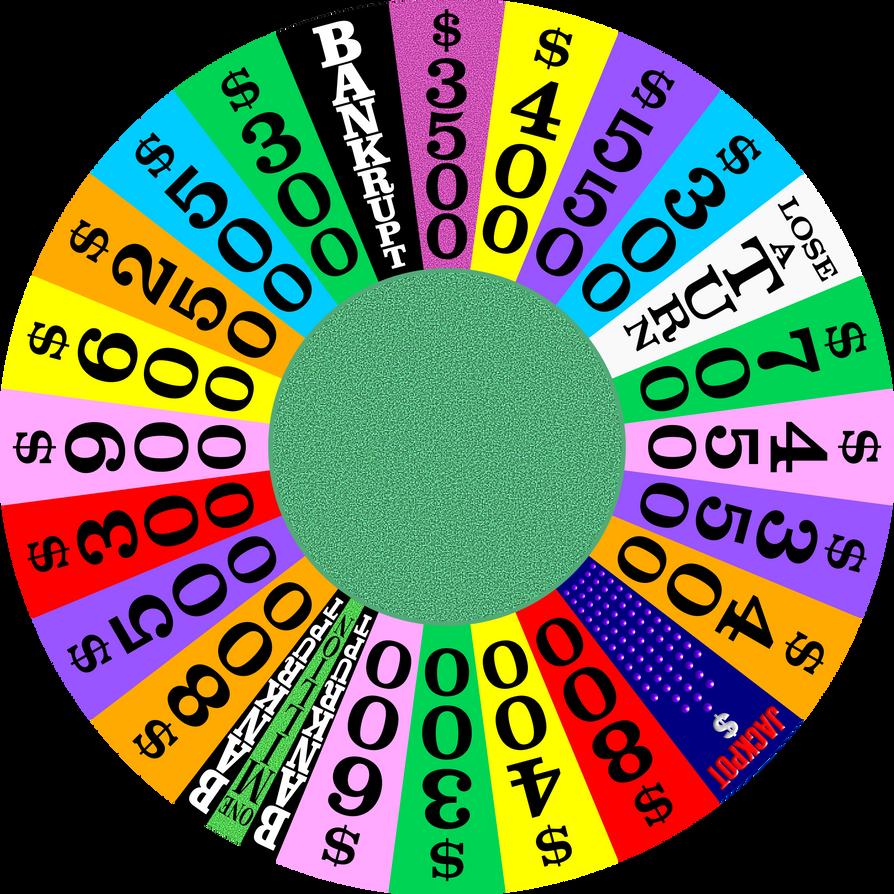 Word Wheel Template 2906822 Hitori49fo