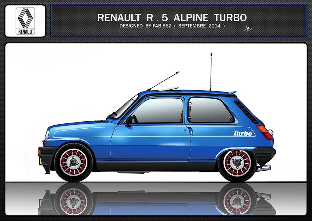 r5 alpine turbo by fab562 on deviantart. Black Bedroom Furniture Sets. Home Design Ideas