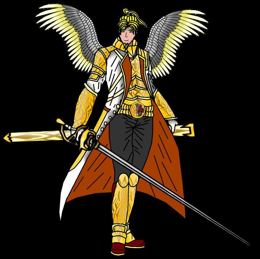 Shay Gladium The Holy Alchemist by Cyclone-Wolf-Devil
