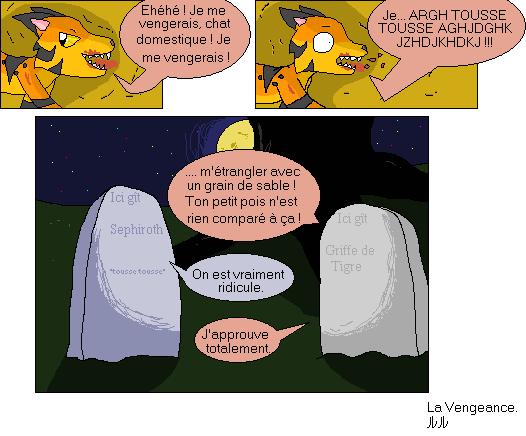La galerie de l'Évoli sans cervelle... - Page 2 The_revenge__by_eevee33-d2yap6p