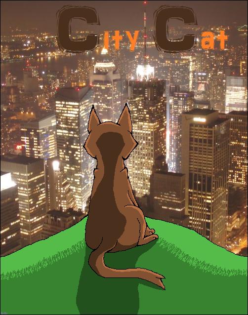 La galerie de l'Évoli sans cervelle... - Page 2 City_cat_cover_by_eevee33-d3235we