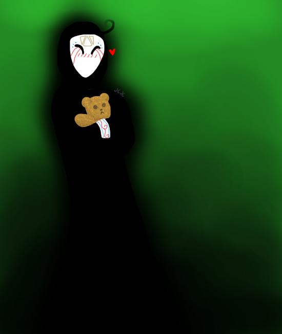 Une petite galerie ? Teddy_bear_by_eevee33-d9voxyk
