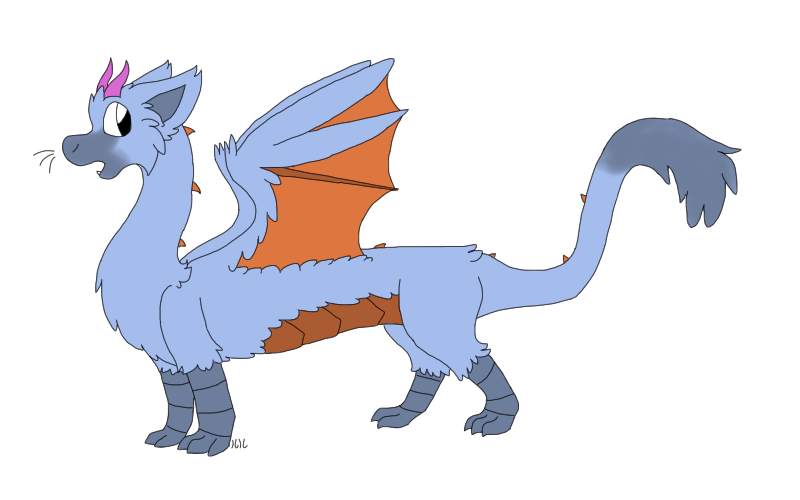 Une petite galerie ? - Page 2 Dragon_trico_hybrid___specie_reference_by_eevee33-dbf43pr