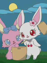 Mochi pounding Ruby