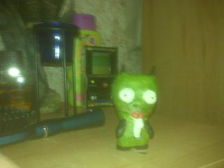 Crafting Gir He likes tacos by Keatto