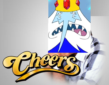 Cheers Adventure Time by Keatto