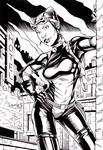 Catwoman Inks