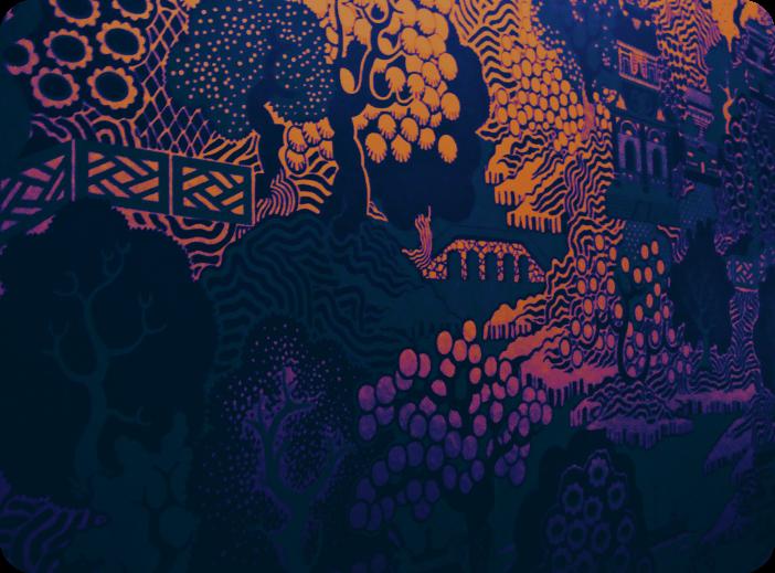 Organic Tea Dreams by Colourdance