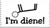 I'm Diene from O-Chem Stamp by Darth-Frodo
