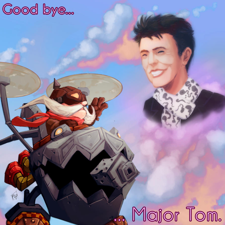 Corki Says Goodbye To Major Tom By Bathiel On DeviantArt