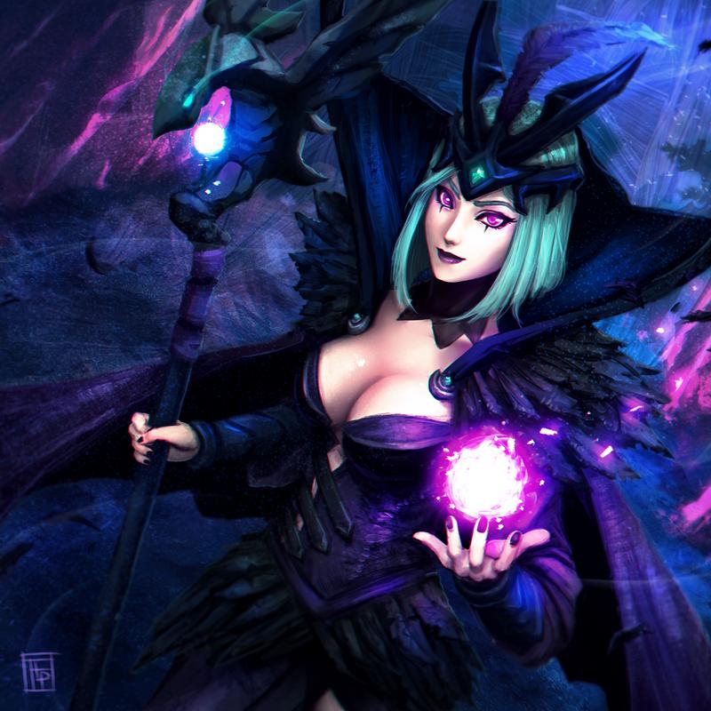 Ravenborn LeBlanc by Bathiel