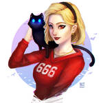 Sabrina Spellman - Chilling Adventures of Sabrina