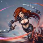 Katarina, The Sinister Blade.