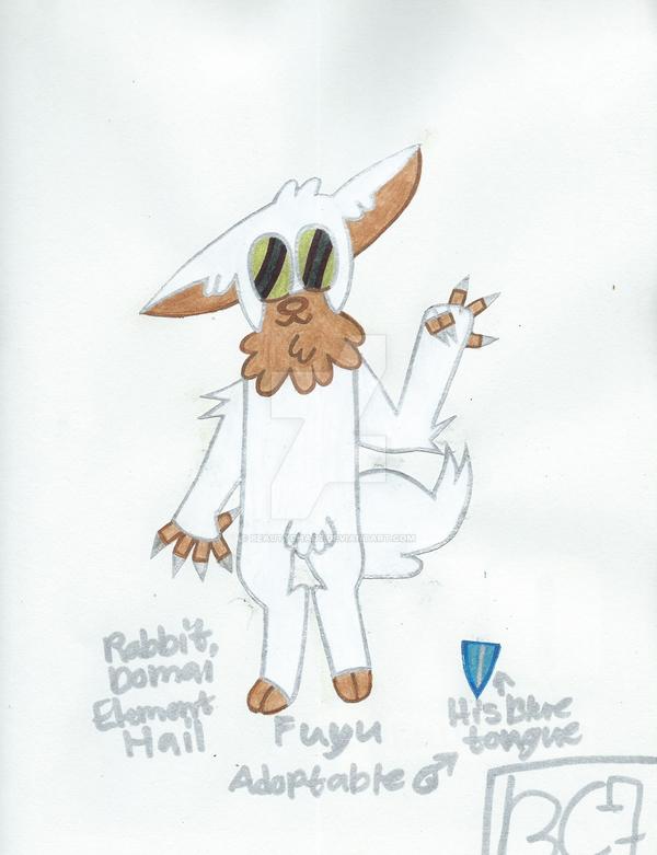 Fuyu the Rabbit Domai by BeautyChao7